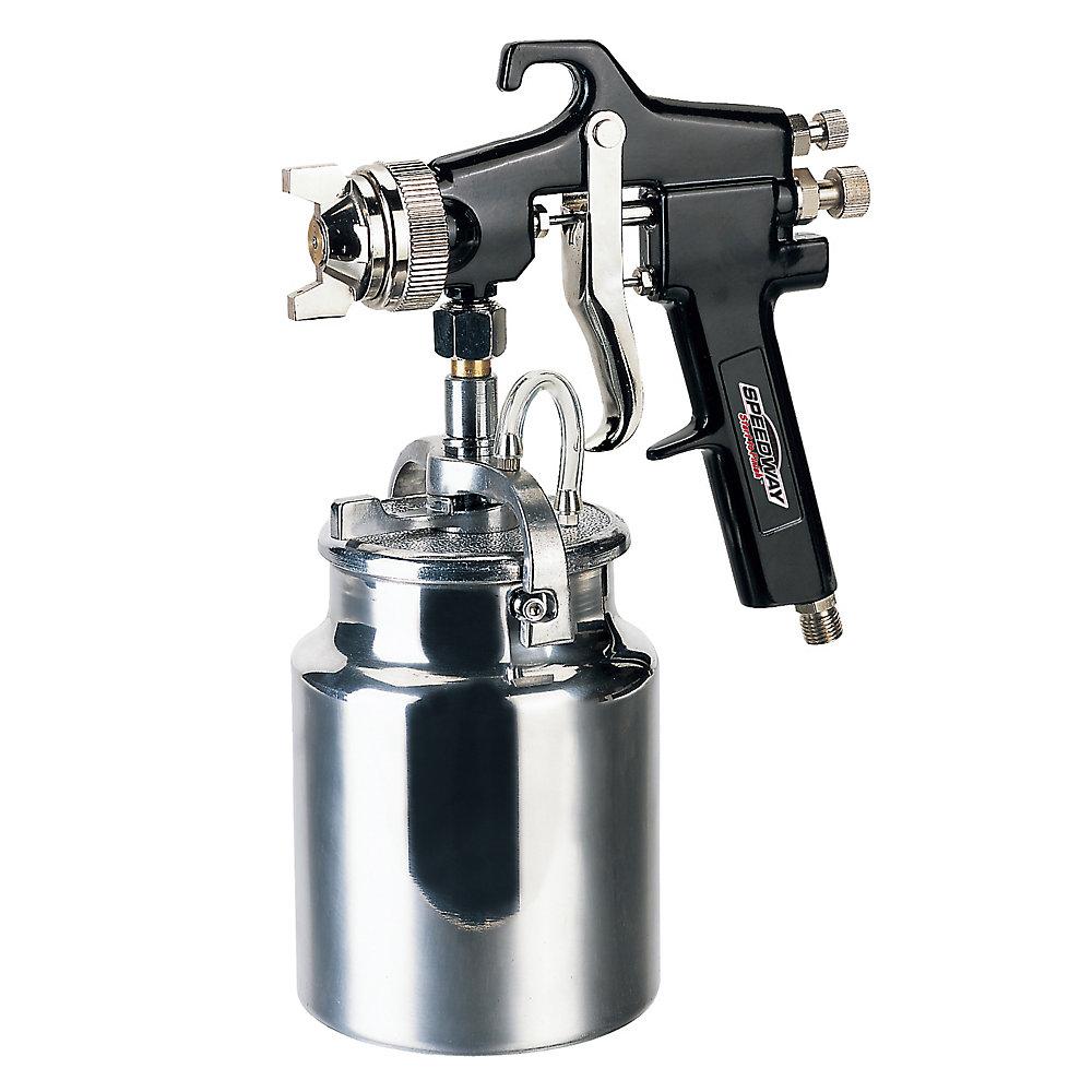 Pistolet à peinture industriel