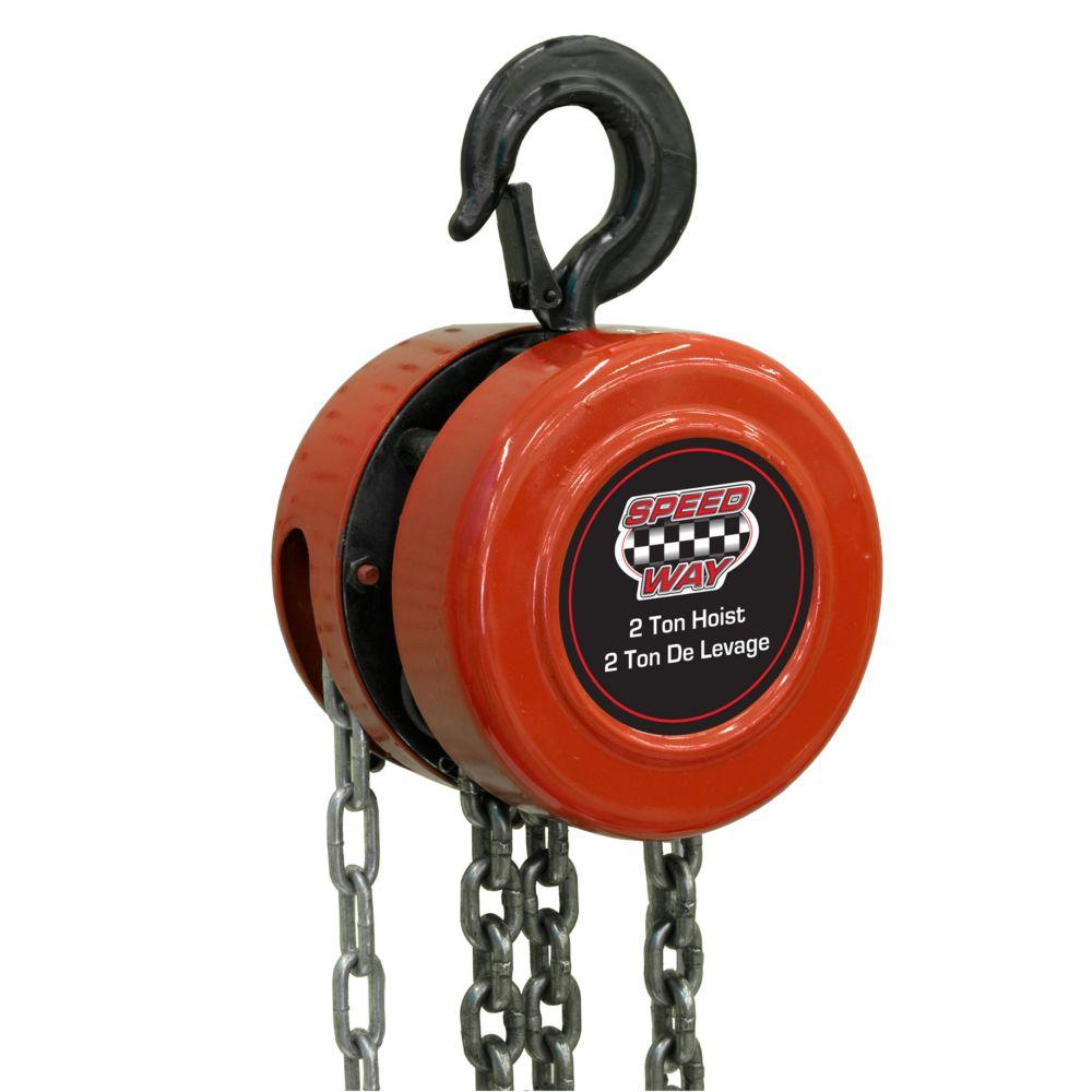 2 Ton Chain Hoist