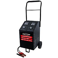 Speedway 200-100-40-20-2 Amp Battery Charger/Starter