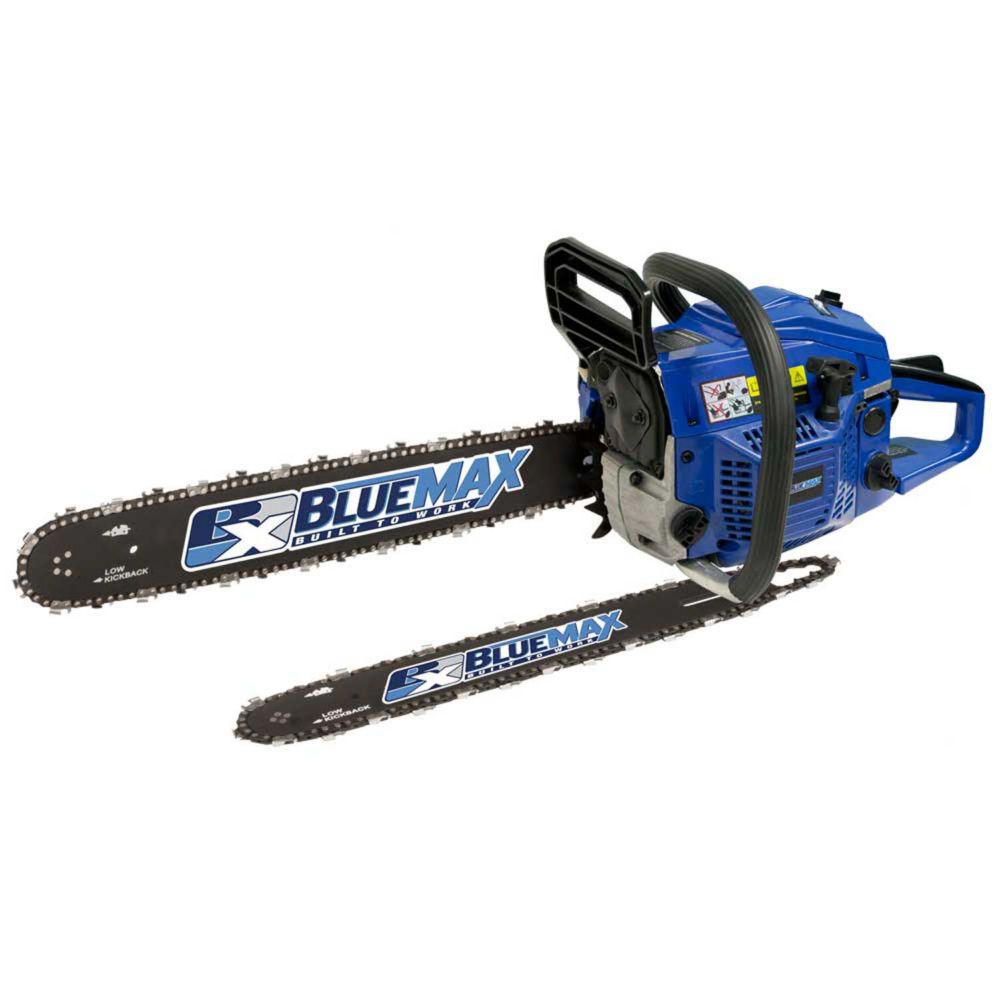 Blue Max 2 in 1   - 14 Inch/20 Inch Combination Chainsaw in 4 color carton