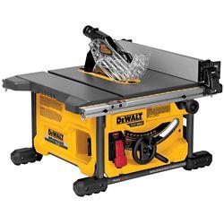 FLEXVOLT FLEXVOLT 60V MAX FLEXVOLT 60V MAX Scie de table sans fil au lithium-ion sans balai de 8-1/4 po (pour outils seulement)