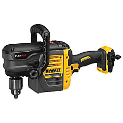 FLEXVOLT 60V MAX Li-Ion Cordless Brushless 1/2-inch Stud and Joist Drill with E-Clutch (Tool-Only)