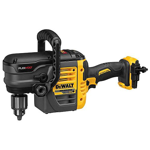 DEWALT FLEXVOLT 60V MAX Li-Ion Cordless Brushless 1/2-inch Stud and Joist Drill with E-Clutch (Tool-Only)