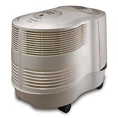 Humidificateur console par évaporation à vapeur froide