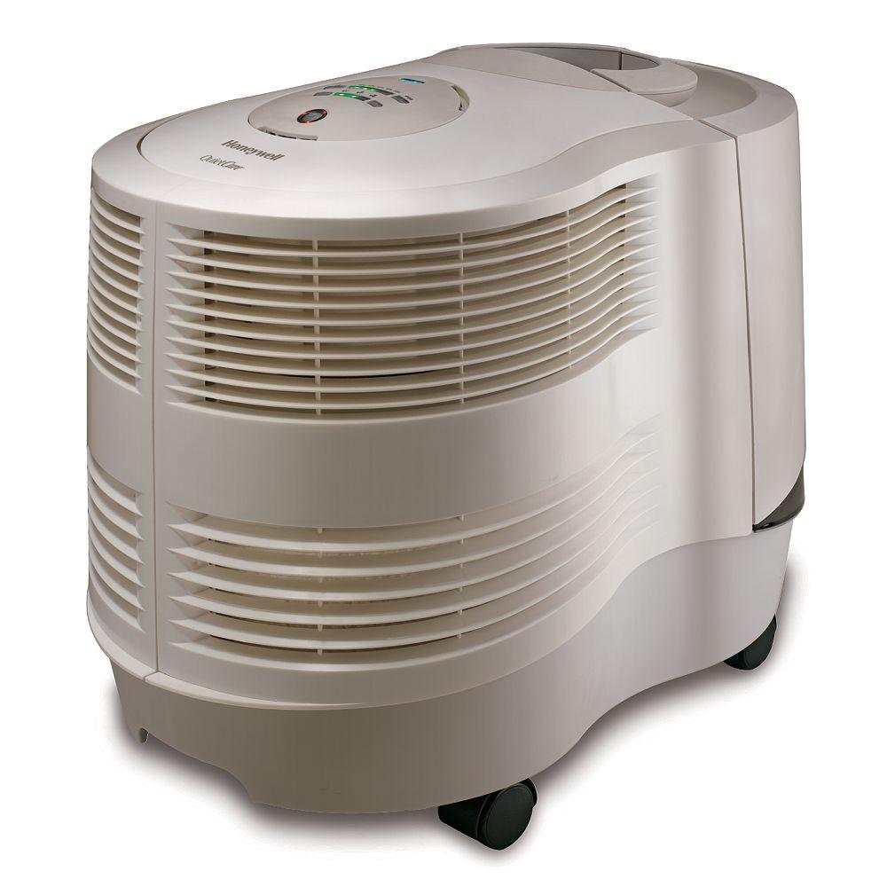 Honeywell Honeywell Console Cool Moisture Humidifier for Multi-Room, 3.4-Gallon