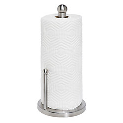 Honey-Can-Do International Stainless Steel Paper Towel Holder