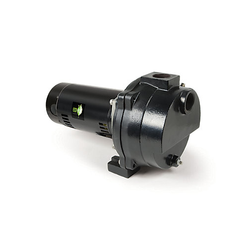 1 1/2HP Cast Iron Lawn Sprinkler Pump