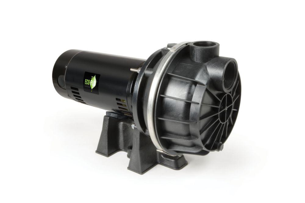 Lawn Sprinkler Pump, 1 1/2HP, Thermoplastic