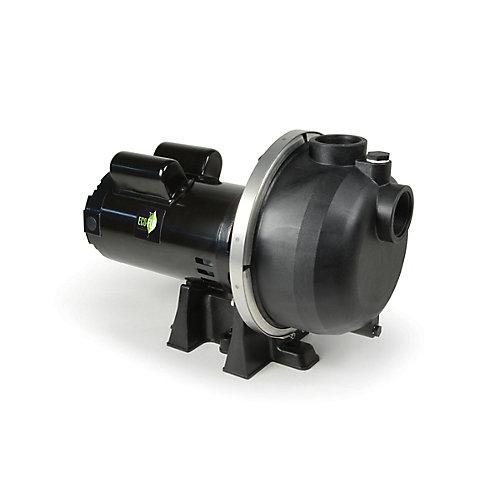 Lawn Sprinkler Pump, 2HP, Thermoplastic
