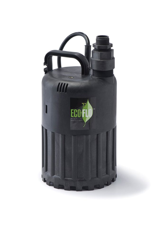 Submersible Utility Pump, 1/2HP