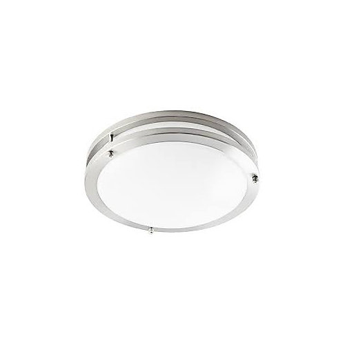 23W 16-inch Dimmable 3000K Integrated LED Flushmount Fixture - ENERGY STAR®