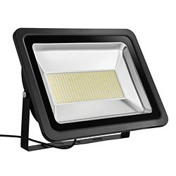 Strak LED LED Brush Nickel Exterior Up and Down Light Fixture 23W = 120W 2300LM IP65 Waterproof All Metal - ENERGY STAR®