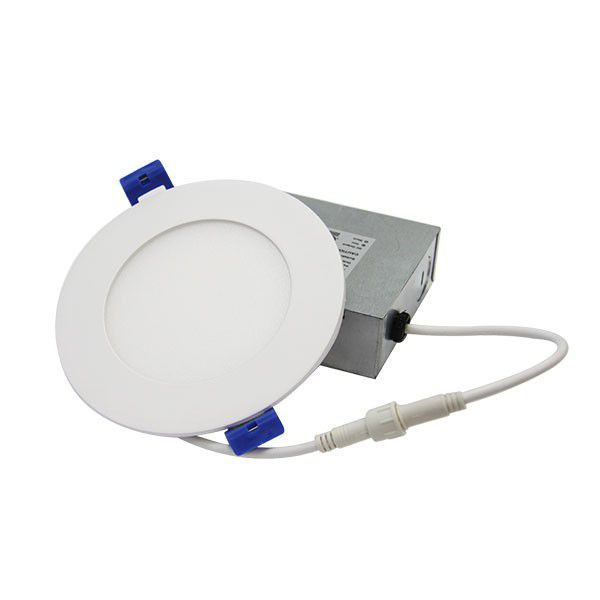 "Gendarmerie LED 7 "" Surface disque Fixture 13w 3000K 840lm WH"