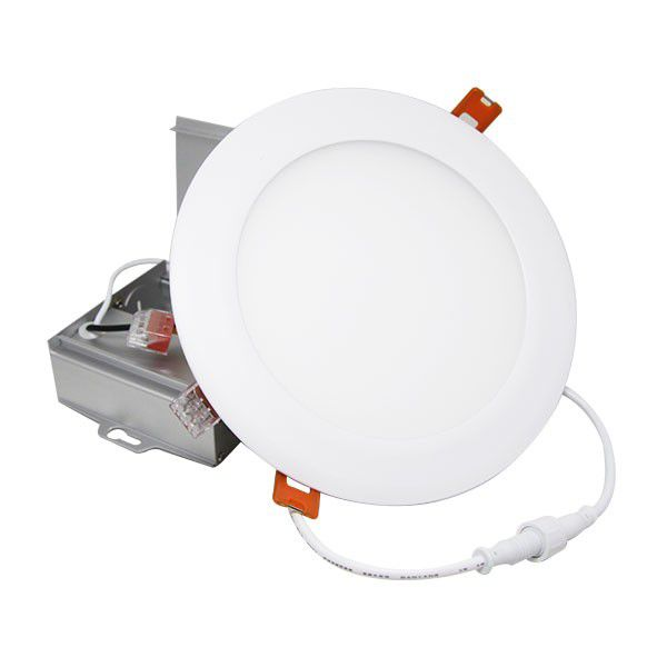 LED 7 Inch Surface Mounted Disk Fixture 13w 840lm 3000K BN