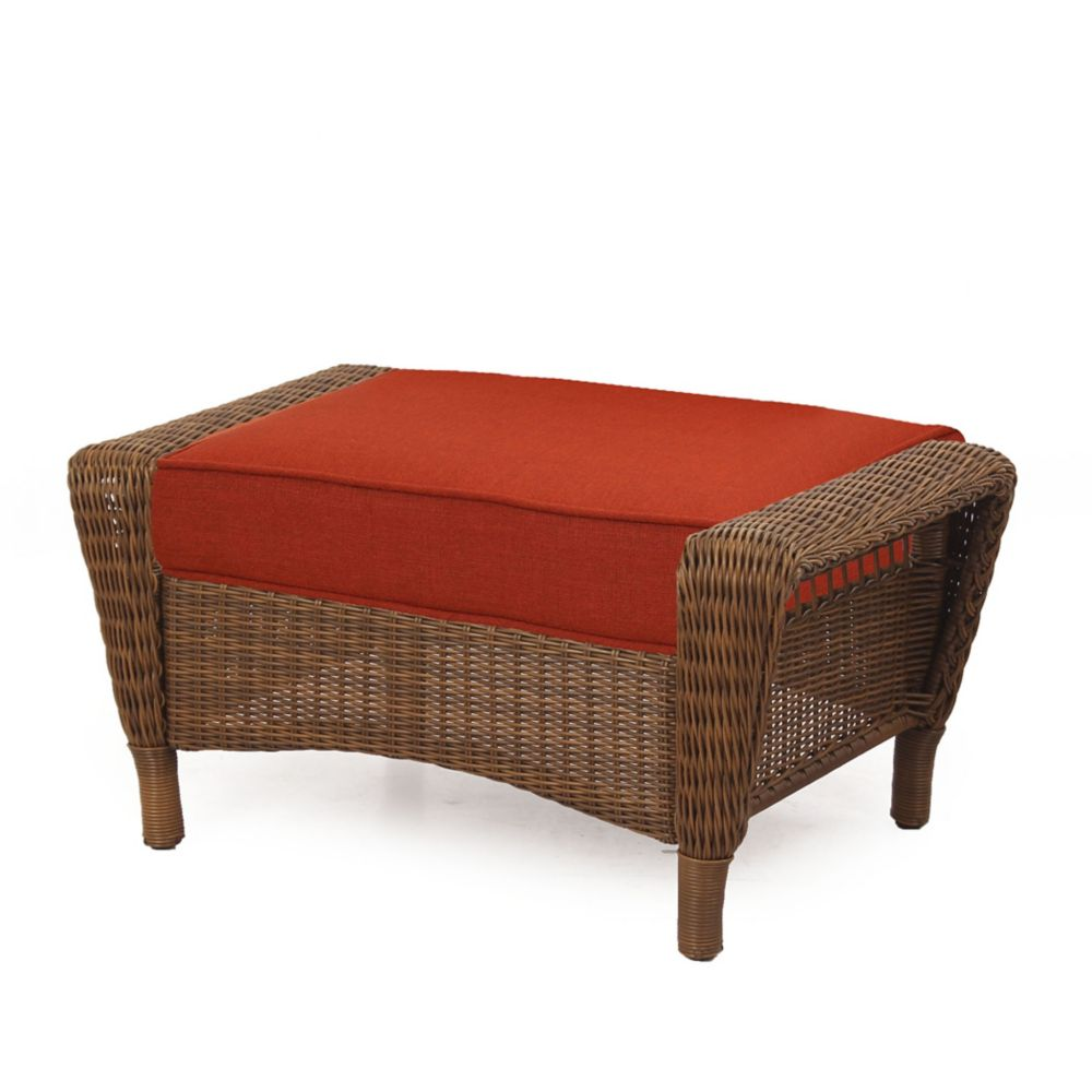 Patio Ottomans The Home Depot Canada