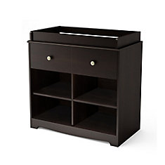 Little Teddy Changing Table, Espresso