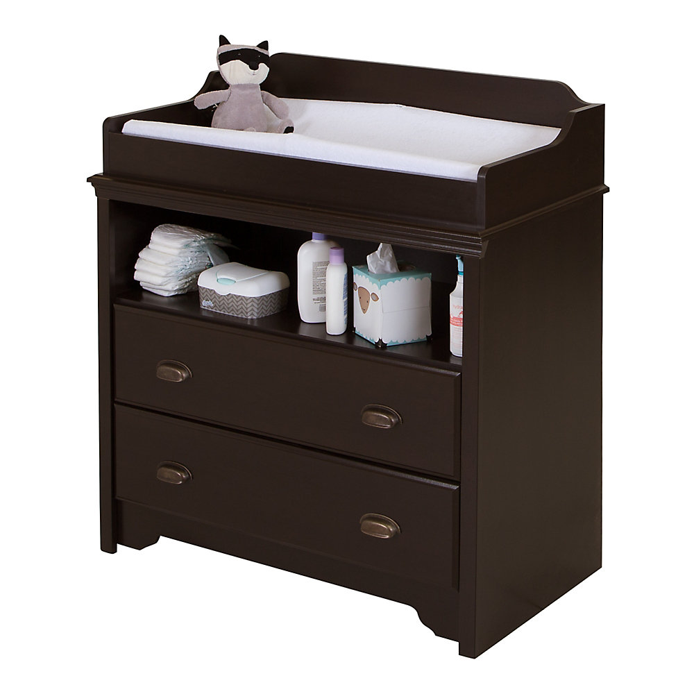 Fundy Tide Changing Table, Espresso