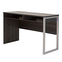 Interface 47.5-inch x 29.5-inch x 19.5-inch Standard Writing Desk in Black