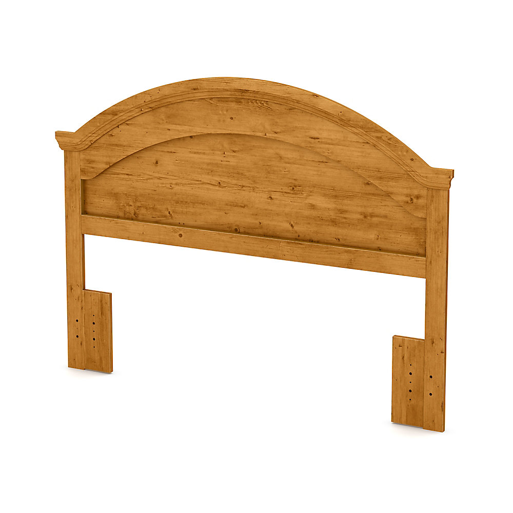 Cabana Full/Queen Headboard (54/60 Inch), Country Pine