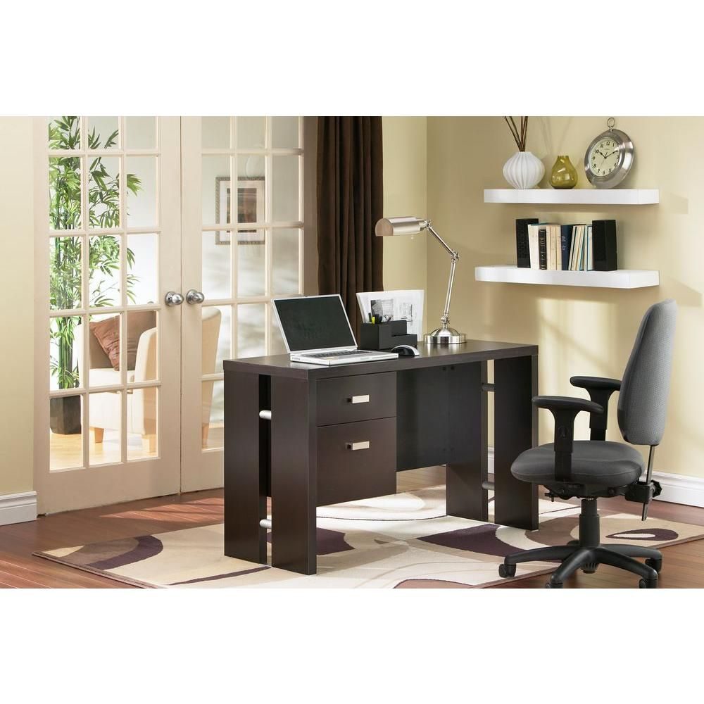 Element Desk, Chocolate