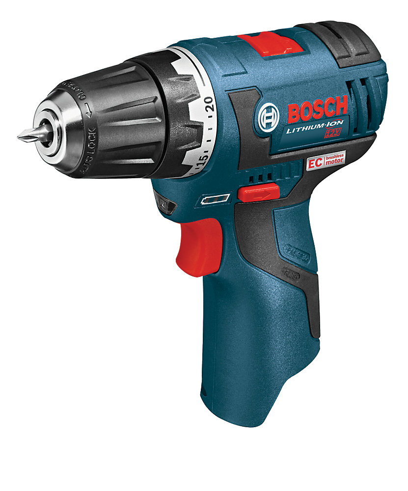 Extreem Bosch 12V MAX Li-Ion 3/8-inch Drill/Driver | The Home Depot Canada CR99