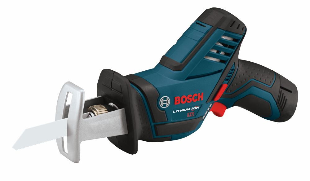 Bosch 12V Max Reciprocating Saw Kit with 2Ah Battery
