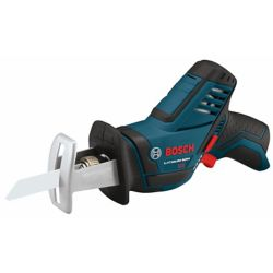 Bosch 12V Li-Ion Cordless Electric Variable Speed Pocket Reciprocating Saw (Tool-Only)