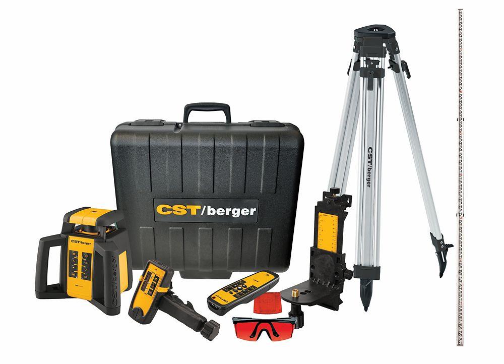 Self Leveling Rotary Laser Level Kit
