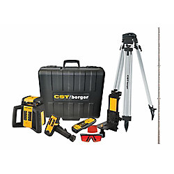 CST/berger Self Leveling Rotary Laser Level Kit