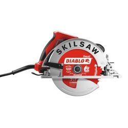 Skil 15 Amp Corded Electric 7-1/4-inch Magnesium SIDEWINDER Circular Saw with 24-Tooth Carbide Blade