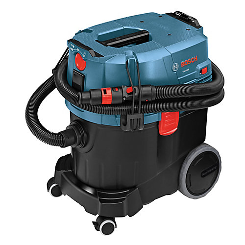 9-Gallon Dust Extractor with Semi-Automatic Filter Clean