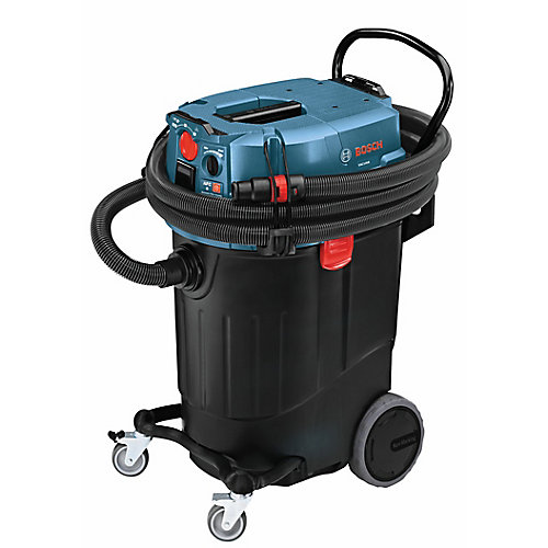 14-Gallon Dust Extractor with Automatic Filter Clean