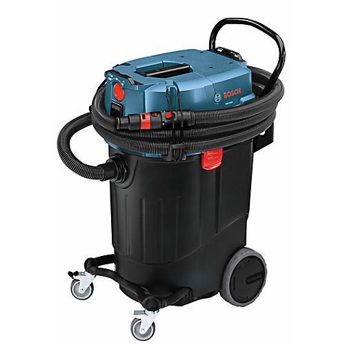 14 Gallon Dust Extractor with Semi-Automatic Filter Clean