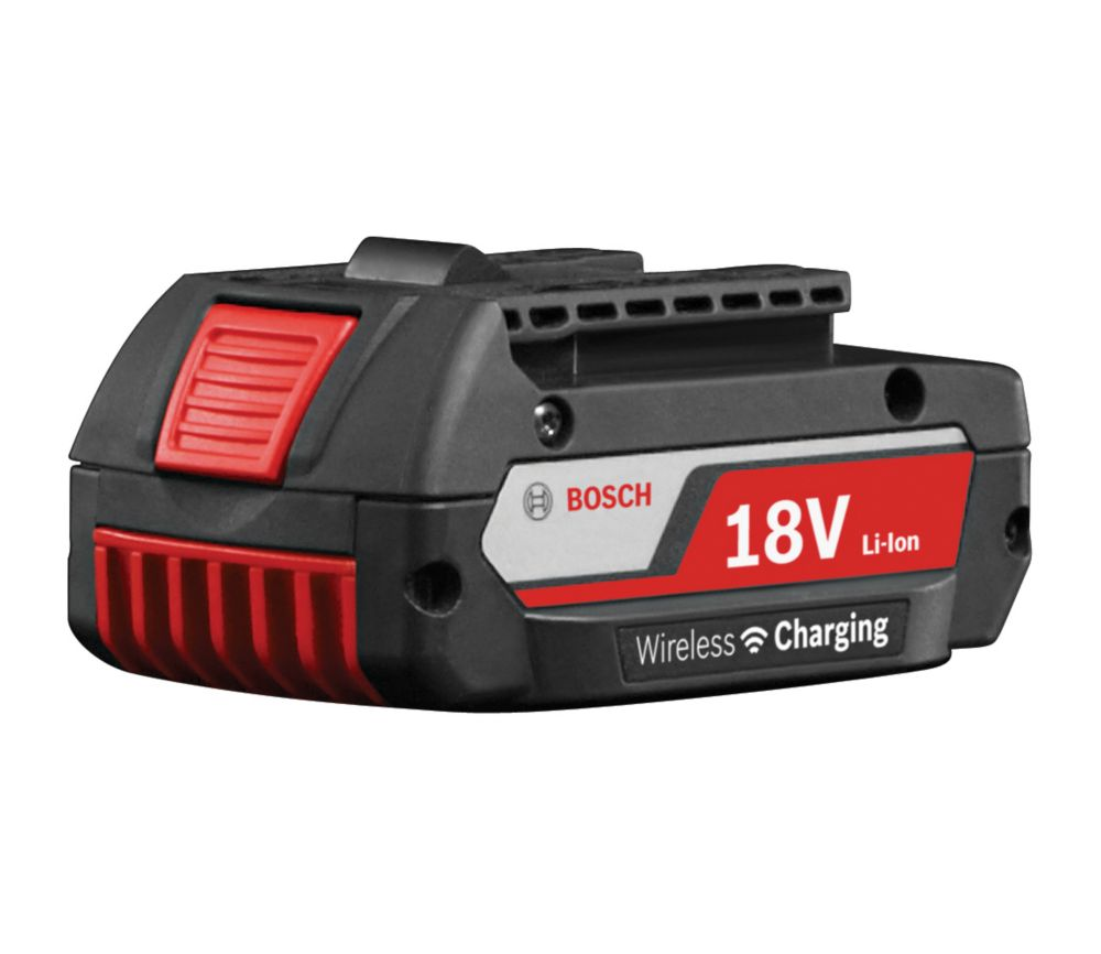 Bosch 18 V 2.0 Ah Wireless Charging Lithium-Ion SlimPack Battery