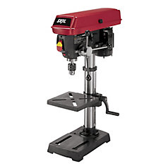 10-inch 5 Speed Drill Press with Laser