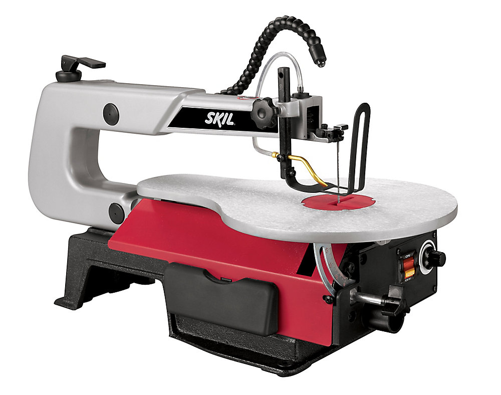 16-inch Scroll Saw with Light