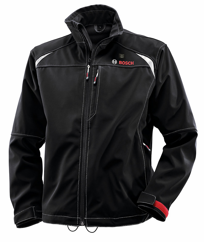 63f4f0047be01 Bosch 12 V Max Heated Jacket - Size Medium | The Home Depot Canada