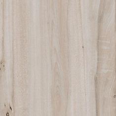 Latte pour plancher, vinyle de luxe, 6po x 36po, Blanc vintage, 24 pi2/boîte