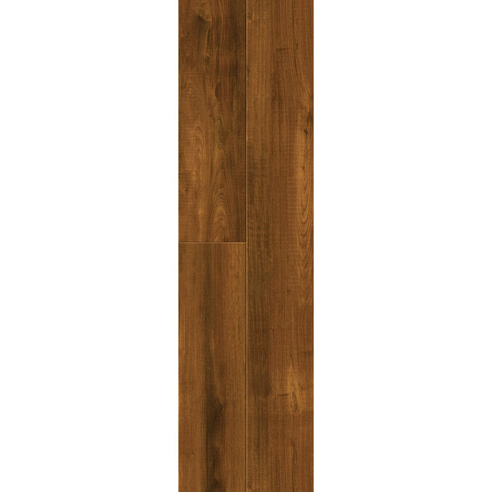 5 Inch X 36 Inch Northern Hickory Brown Luxury Vinyl Plank Flooring (22.5 Sq. Feet/Case)