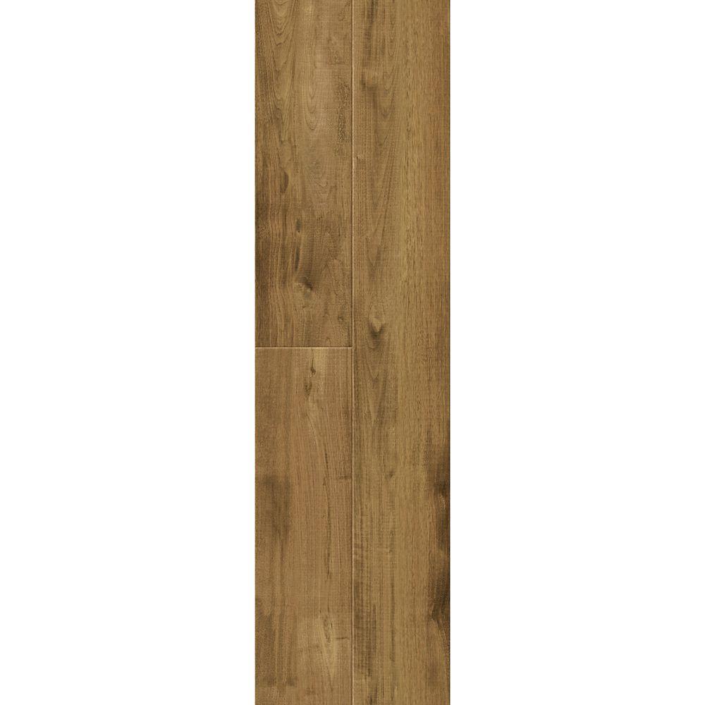 5 Inch X 36 Inch Northern Hickory Natural Luxury Vinyl Plank Flooring (22.5 Sq. Feet/Case)