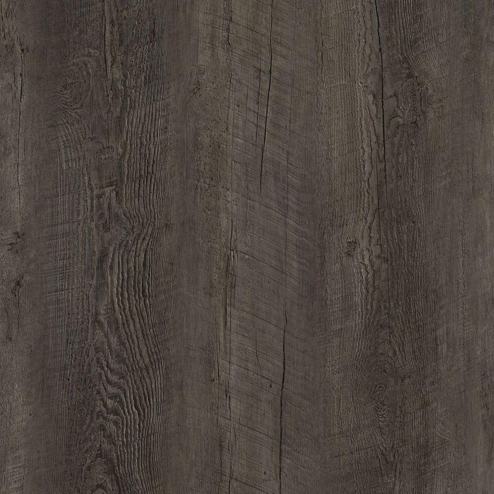 8.7 Inch X 60 Inch Arezzo Dark Luxury Vinyl Plank Flooring (21.6 Sq.Feet/Case)