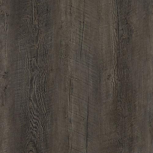 Locking Arezzo Dark 8.7-inch x 60-inch Luxury Vinyl Plank Flooring (21.6 sq. ft./Case)