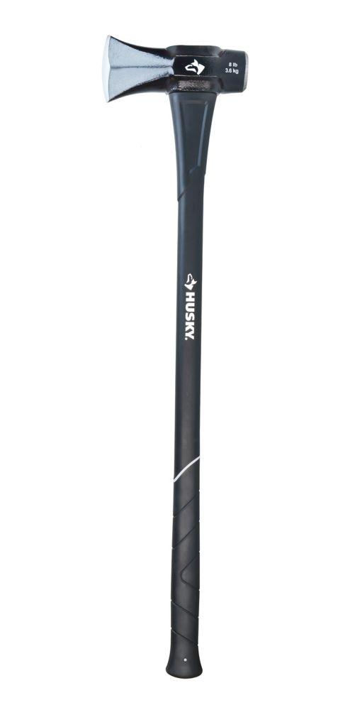 8 lb. Splitting Maul with 34-inch fibreglass Handle
