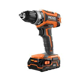 RIDGID GEN5X 18-Volt Lithium-ion Cordless Brushless 1/2 Inch 2-Speed Drill/Driver Kit