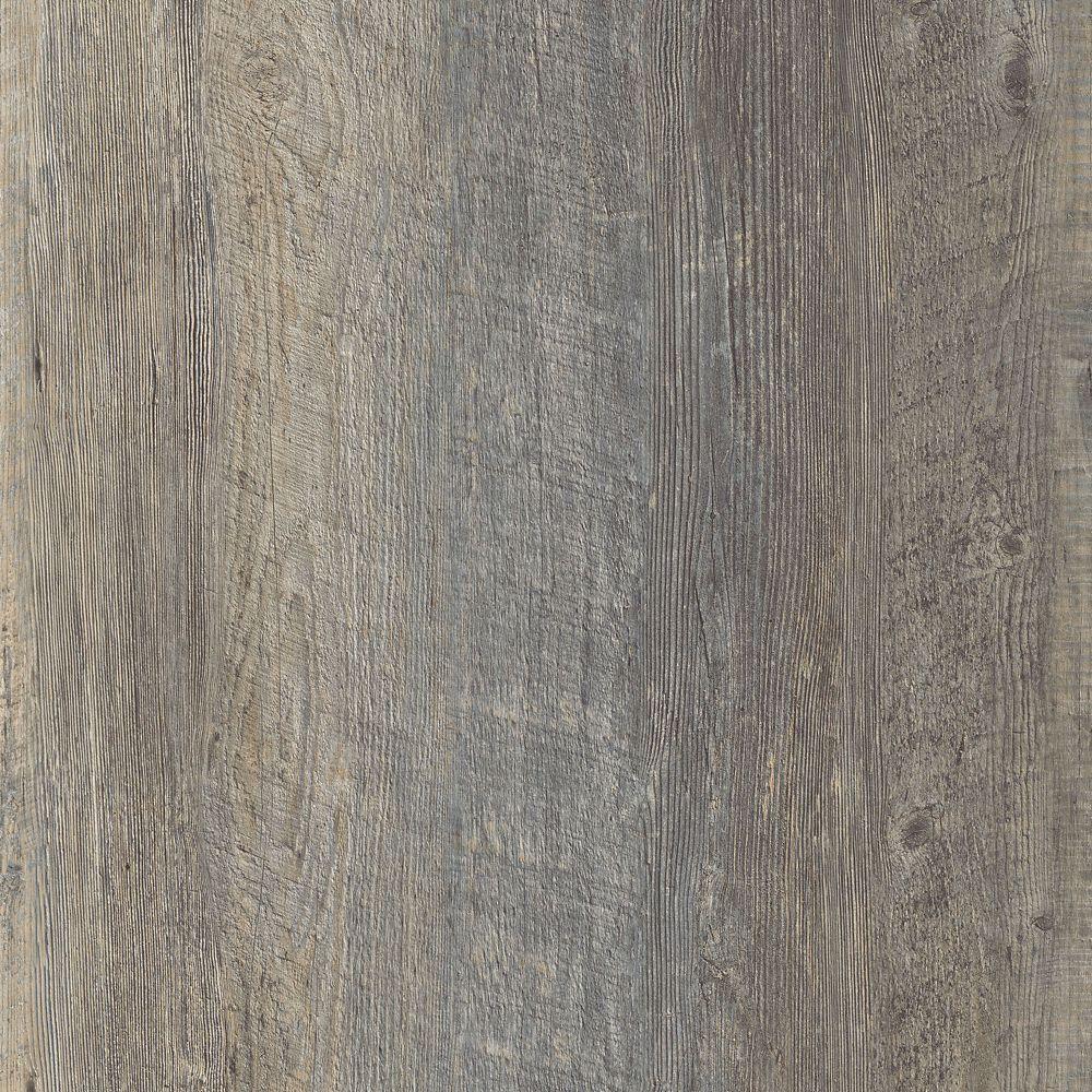 Plancher vinyle de luxe Allure ISOCore largeurs multiplesx47,6po Pin Harrison Sienna (19,53 pi²/b...