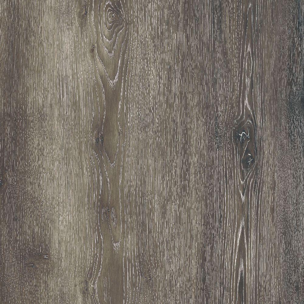 ISOCORE 47 1/2-inch Multi-Width Vinyl Plank Flooring in Prairie Oak Dark (19 1/2 sq. ft. per case...