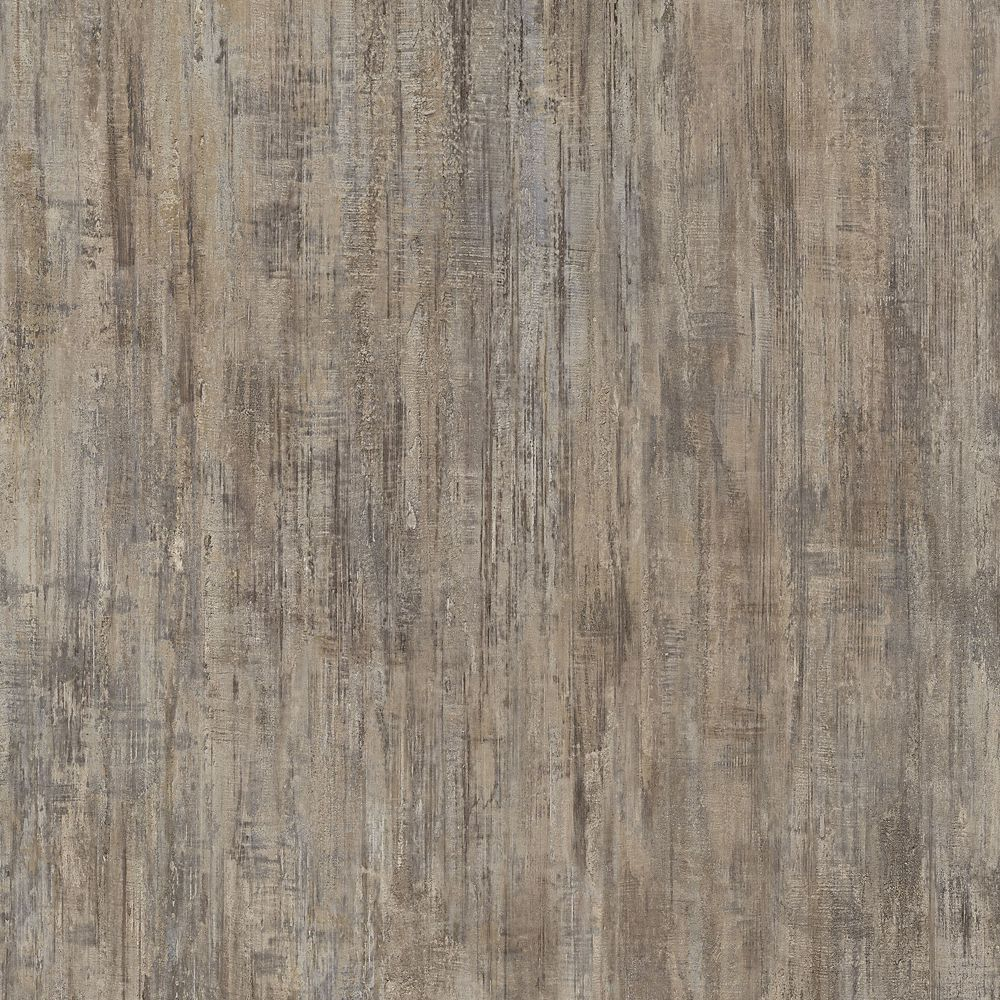 Allure ISOCORE 16-inch x 32-inch Luxury Vinyl Tile Flooring in Brushed Chocolate (25 sq. ft./case...