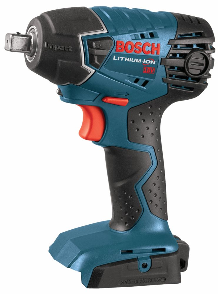 1/2 Inch 18 V Impact Wrench Bare Tool