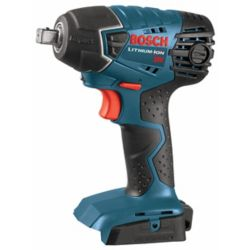 Bosch 1/2 Inch 18 V Impact Wrench Bare Tool
