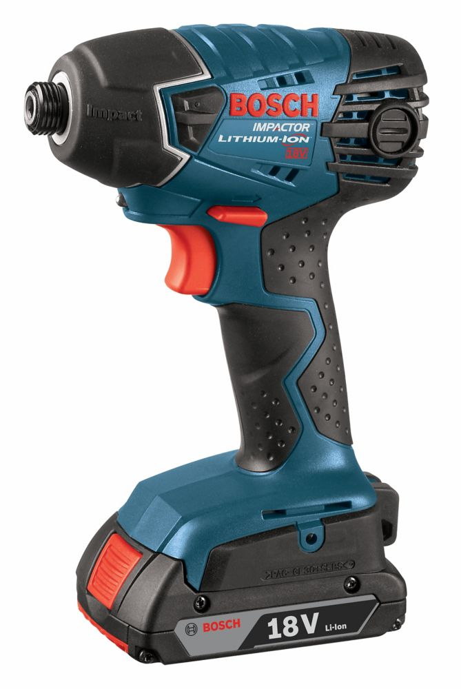 18 V 1/4 Inch Hex Impact Driver